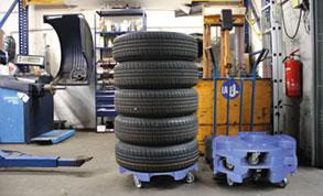 Reifentechnik