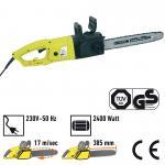 Electric chain saw