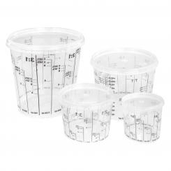 Plastic Cups, 2300 ml, 20 piece 2300 ml