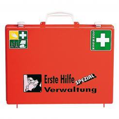 Erste-Hilfe Koffer Spezial Verwaltung