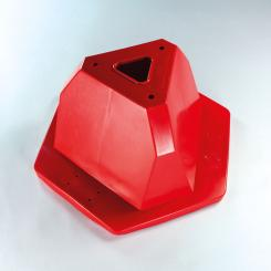 Guide Number Carrier red