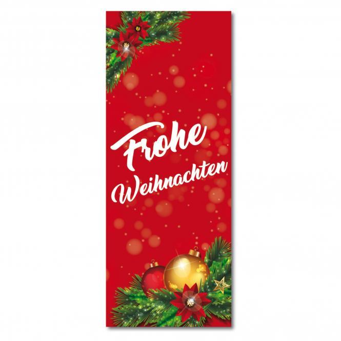 """Fahnen """"Weihnachten"""""""