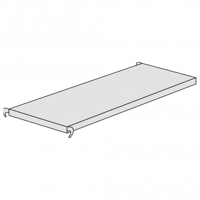 Zusatz-Fachboden für Büro-Regal, 1000 x 300 mm