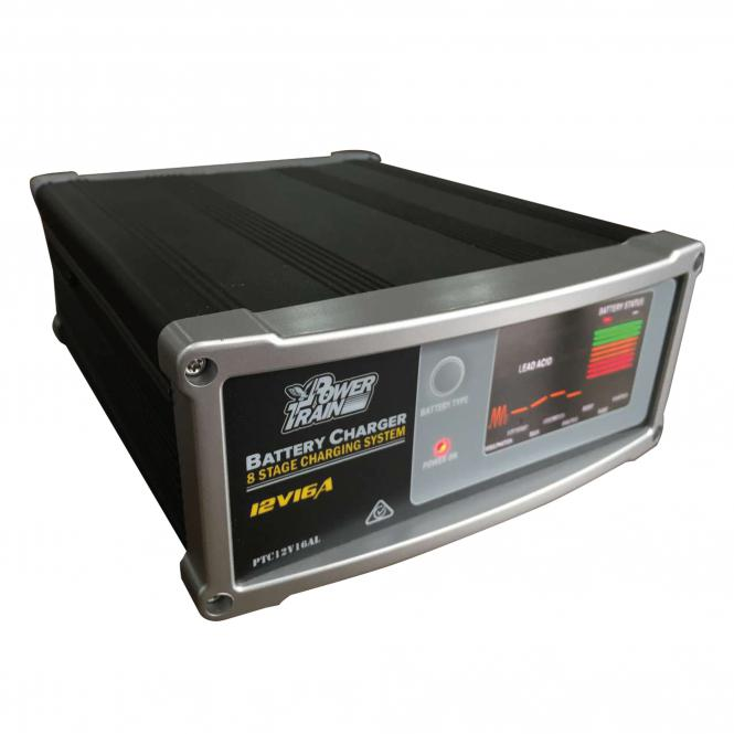 Battery Charger, electronic 16.000 mAh