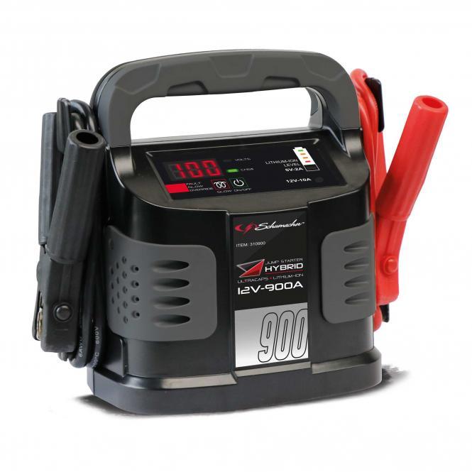 Battery Booster Hybrid 900