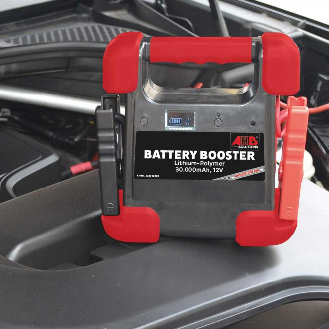 Battery-Booster Lithium-Polymer 1000