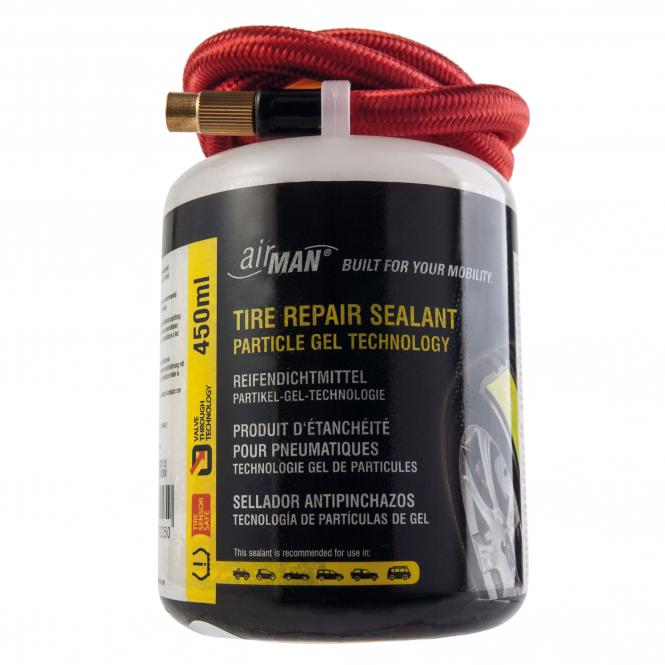 Reifendichtmittel airMAN® | mit Ventil | 450 ml