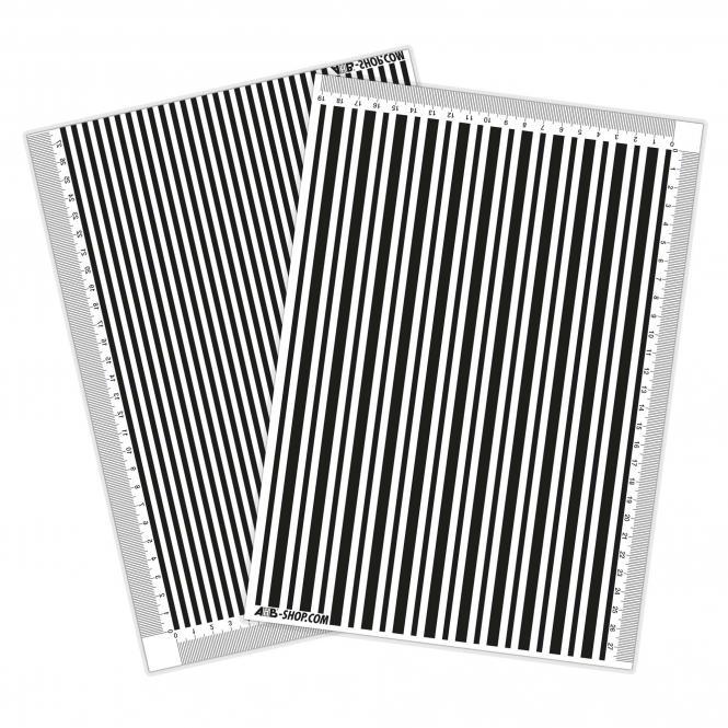 Dellenkarte im DIN A4 Format