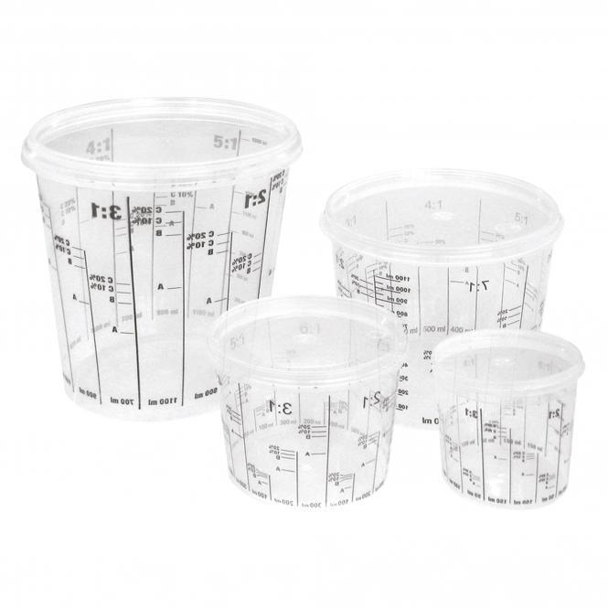 Plastic Cups, 20 piece | 2300 ml
