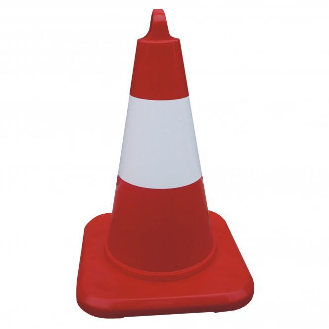 Traffic Cone, daylight effect
