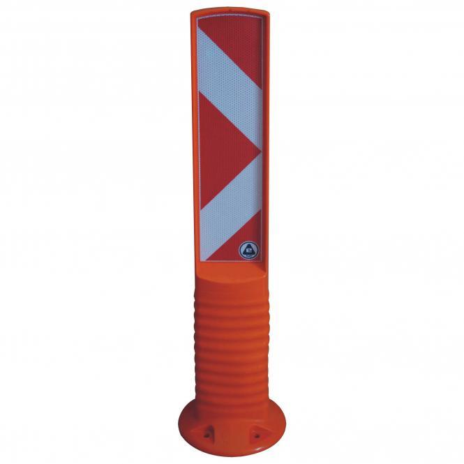 Delineator Flexible, right, 800 mm