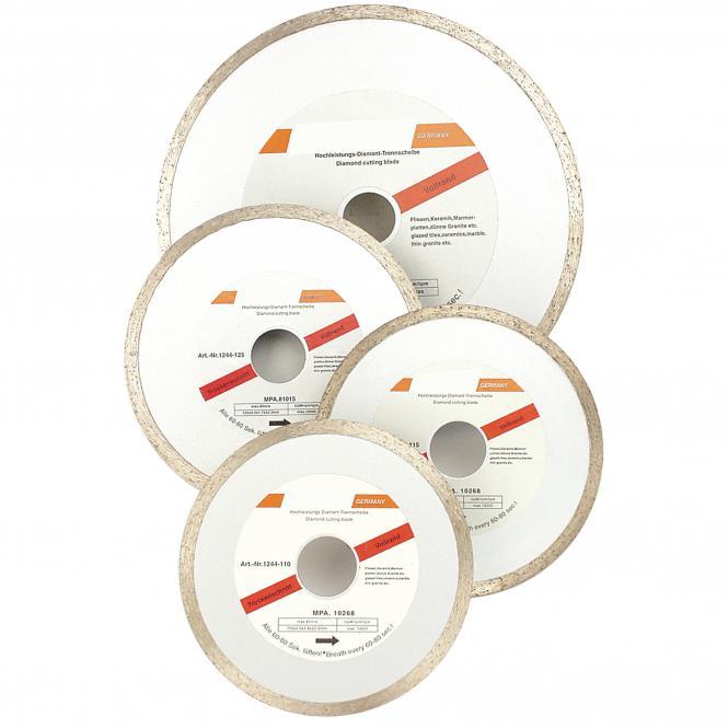 Diamond Cutting Discs | 115 mm