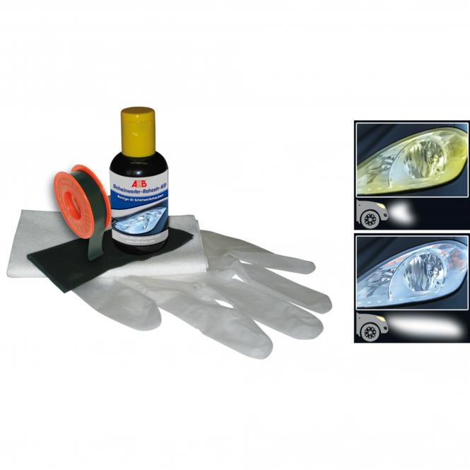Headlight Refreshing Kit