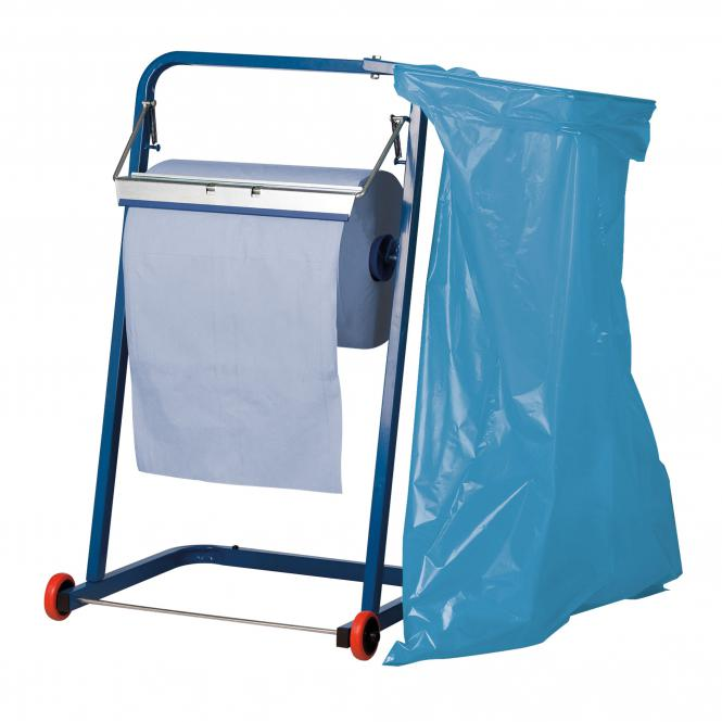 Floor Stand | Floor stand with garbage bag holder