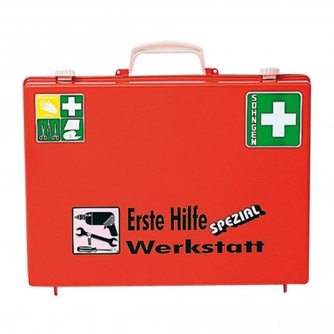 Erste-Hilfe Koffer Spezial Werkstatt