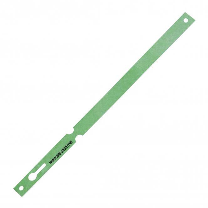 Easy Loop Key Tags, 1000 piece | green