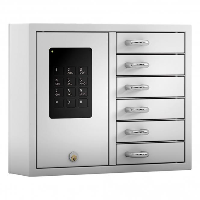 Schlüsselausgabegerät S / Erw.-modul | Schlüsselausgabegerät S | weiß
