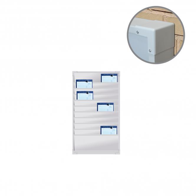 Garage Planner | 10 Planning rails | DIN A5 & 2/3 DIN A4