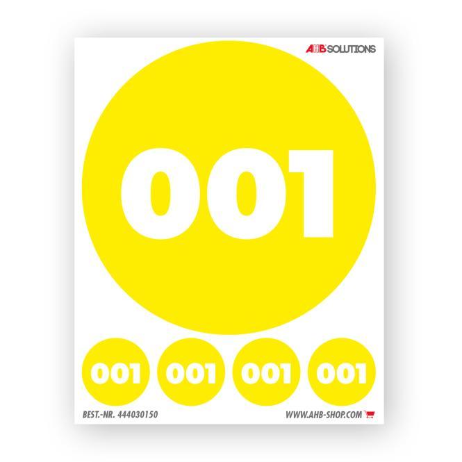 ID-Sticker