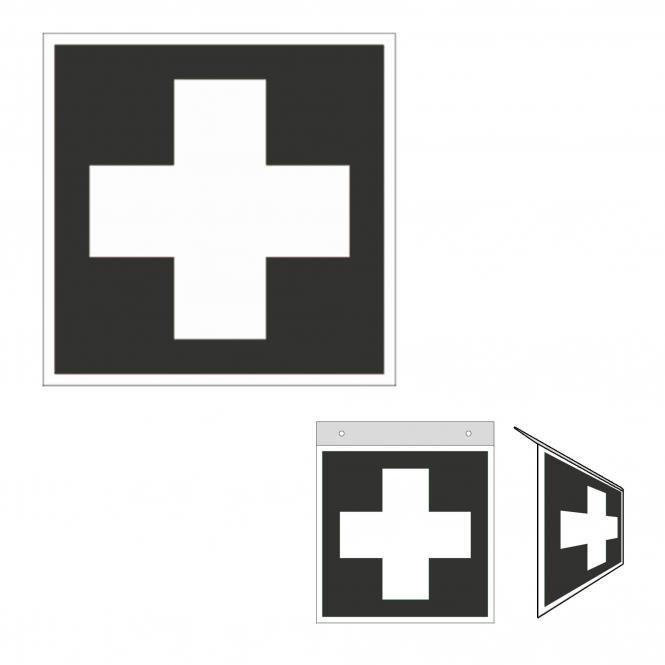 Building identification | Erste Hilfe