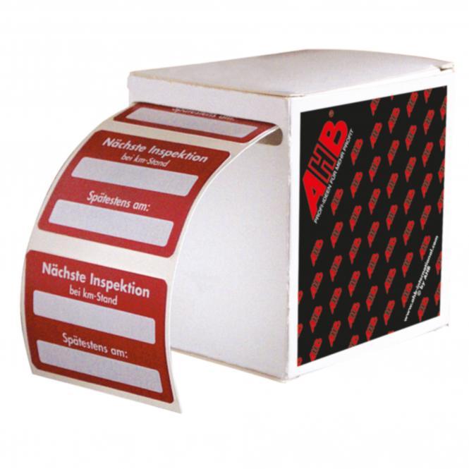 Stickers, 250 piece | Zahnriemen-Wechsel