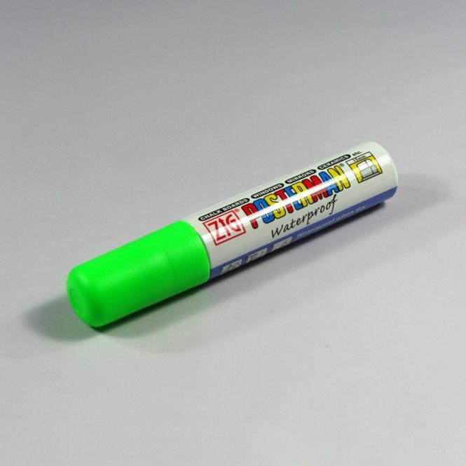 Posterman | leuchtgrün (fluoresz.)