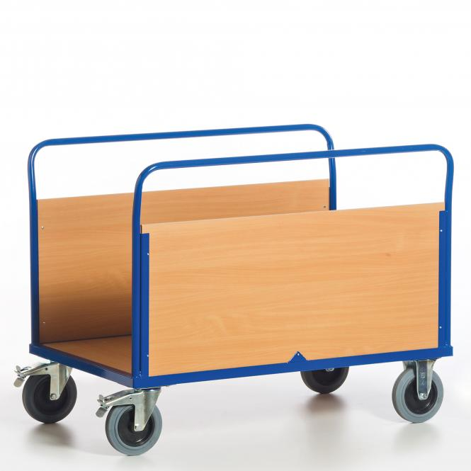 Two Wall Trolleys