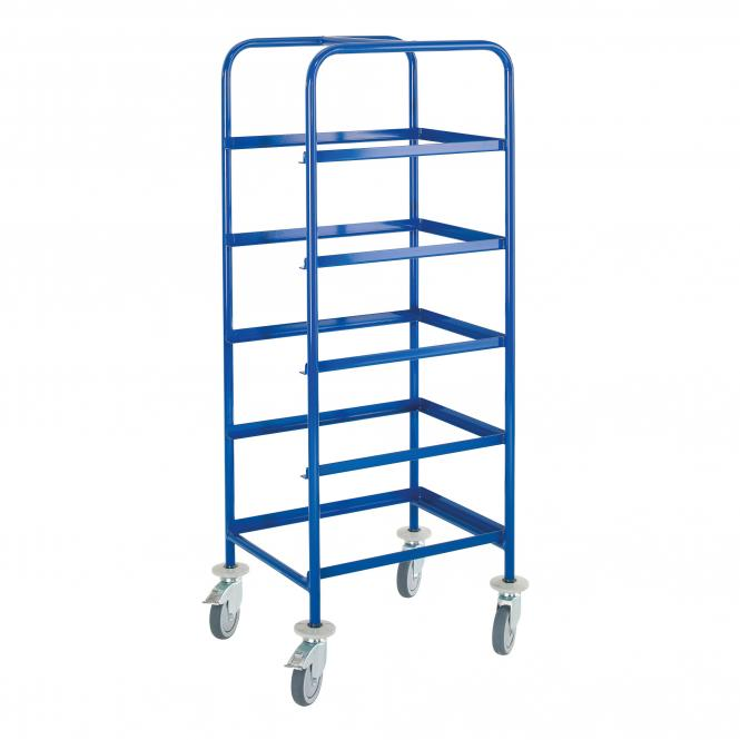 Picking Trolley with 5 loading areas