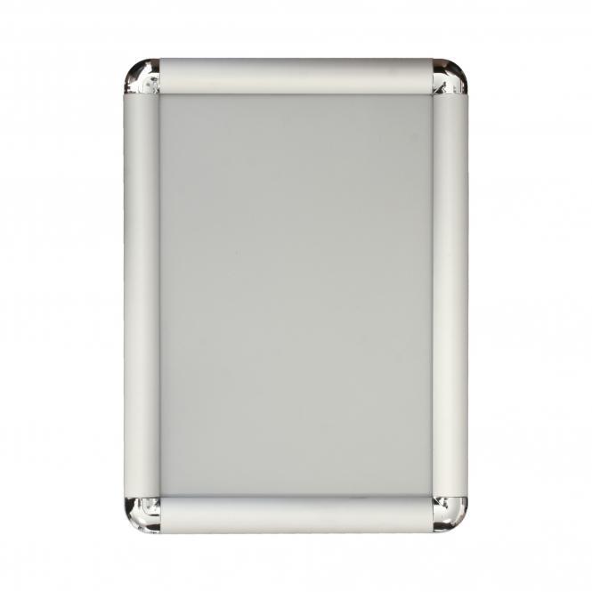 Aluminium Click Frame A1 | 25 mm profile width | DIN A4 (210 x 297 mm)
