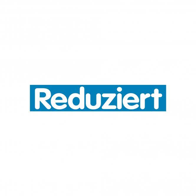 Slogan Stickers blue / white | Reduziert