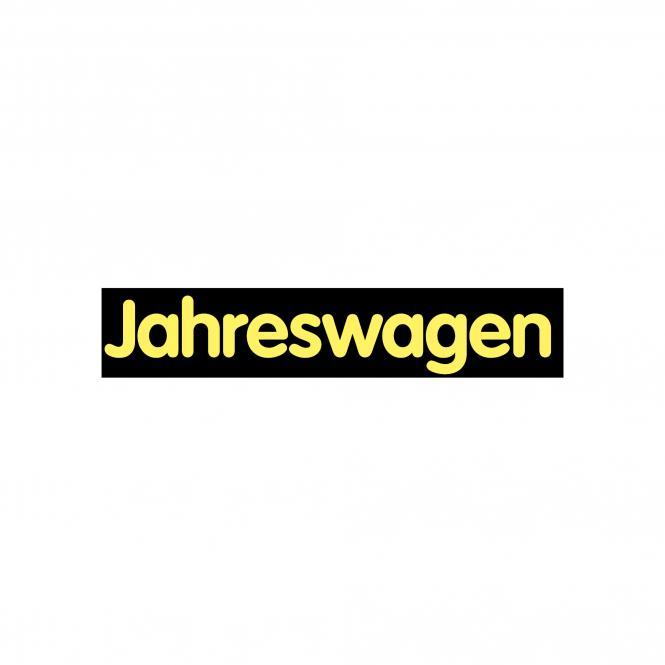Slogan Stickers black / yellow | Jahreswagen