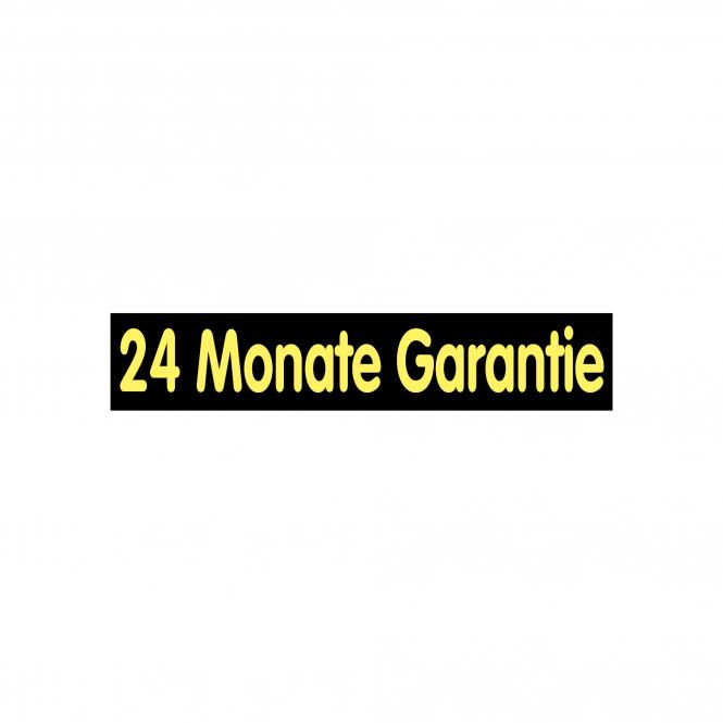 Slogan Stickers black / yellow | 24 Months Warranty