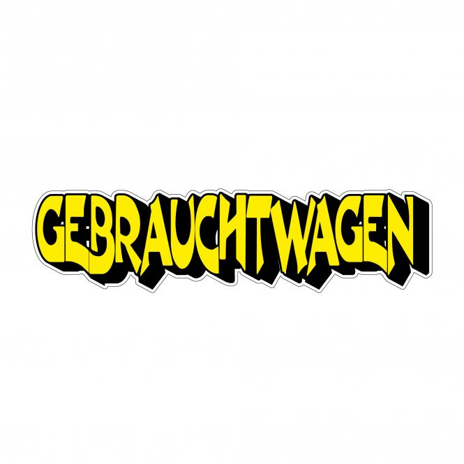 Contour Text yellow/black | Used cars