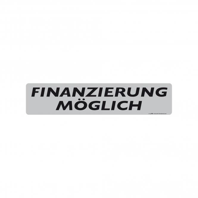 Miniletter silver / black | Finanzierung möglich