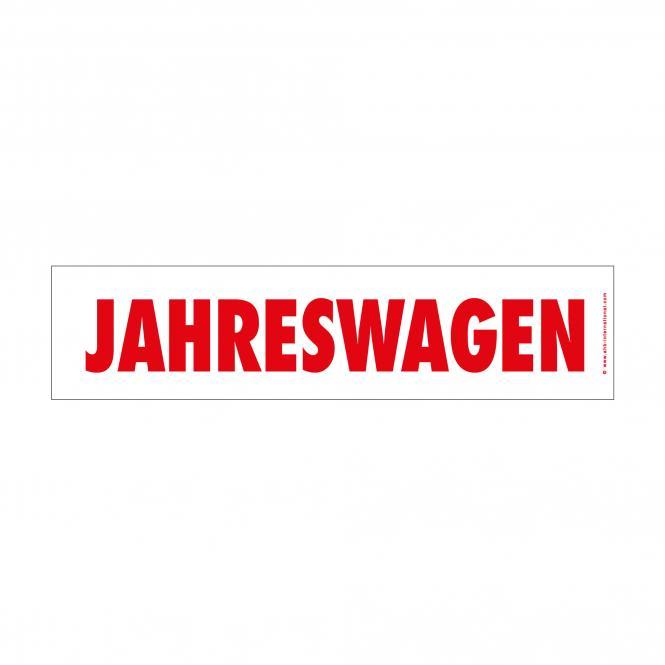 easy stick with German imprint red | Jahreswagen