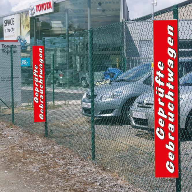 "Prisma Display ""certified used cars"""
