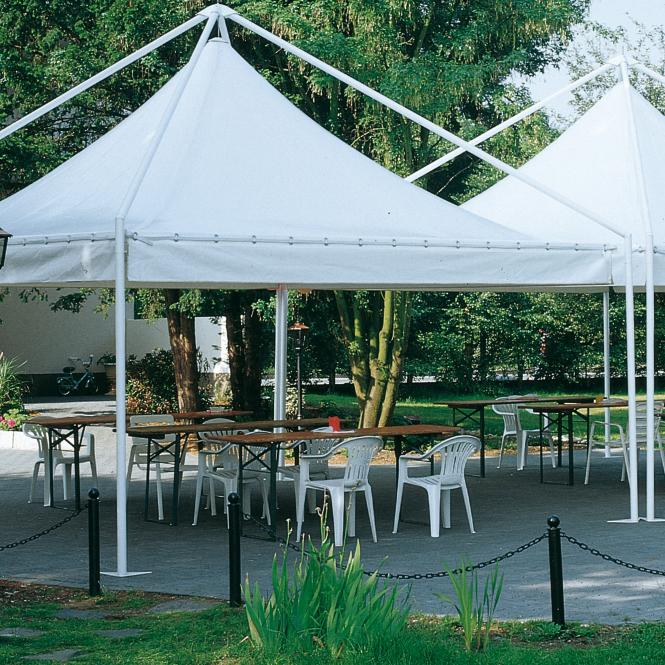 Tent Frames | hot-dip galvanized and powder coated