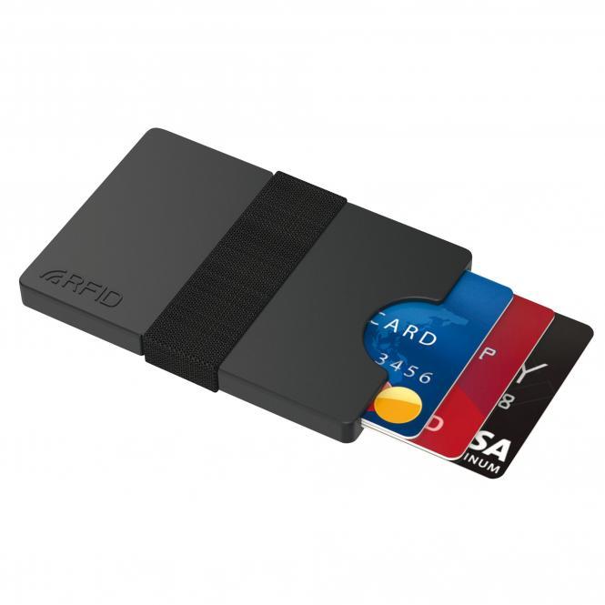 Kartensafe, Kunststoff