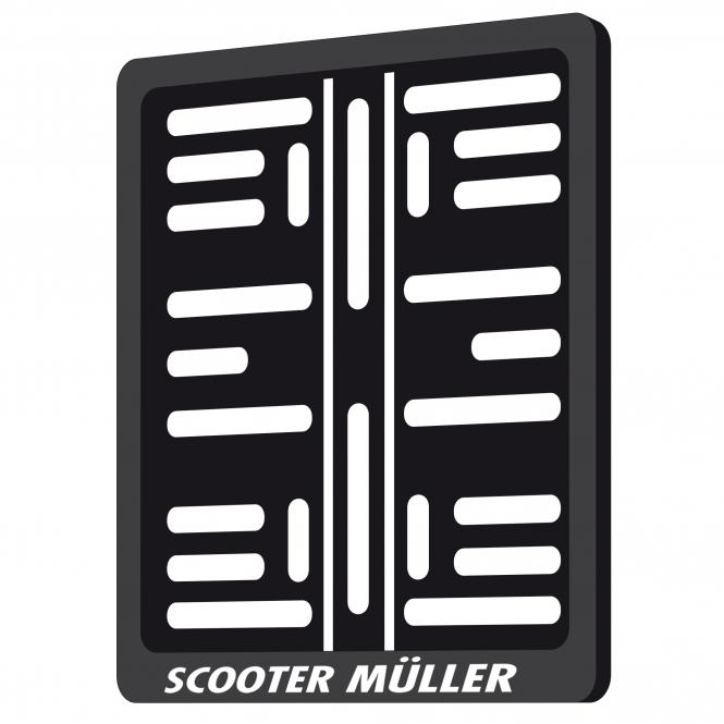 Motorcycle License Plate Holder