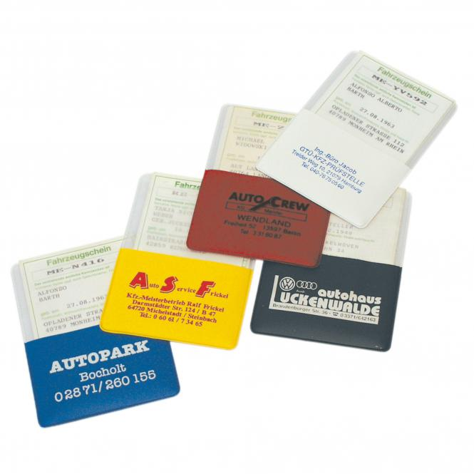 Motor Vehicle Certificate Cover