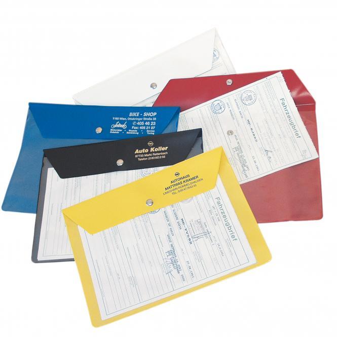 Board Pocket | yellow