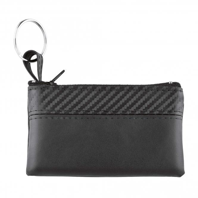 Schlüsseltasche CarbonLook Design mit RFID-Folie