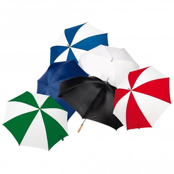 Automatic Umbrella | blue/white