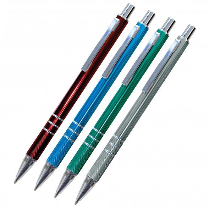 Druckkugelschreiber, elegante Ausführung, 500 Stück