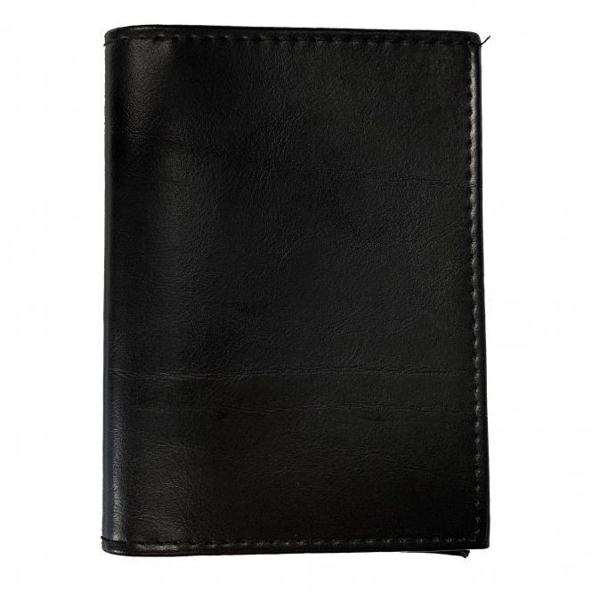 ID Bag, print in silver | black