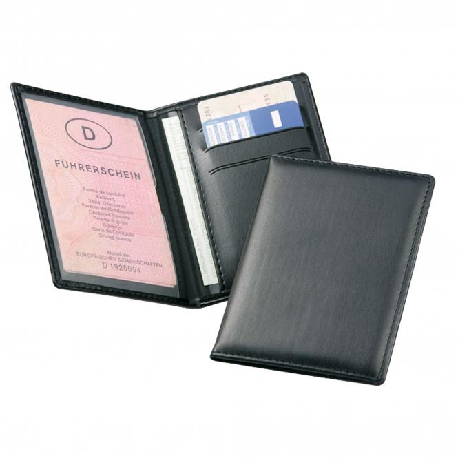 ID Pocket with deep embossing