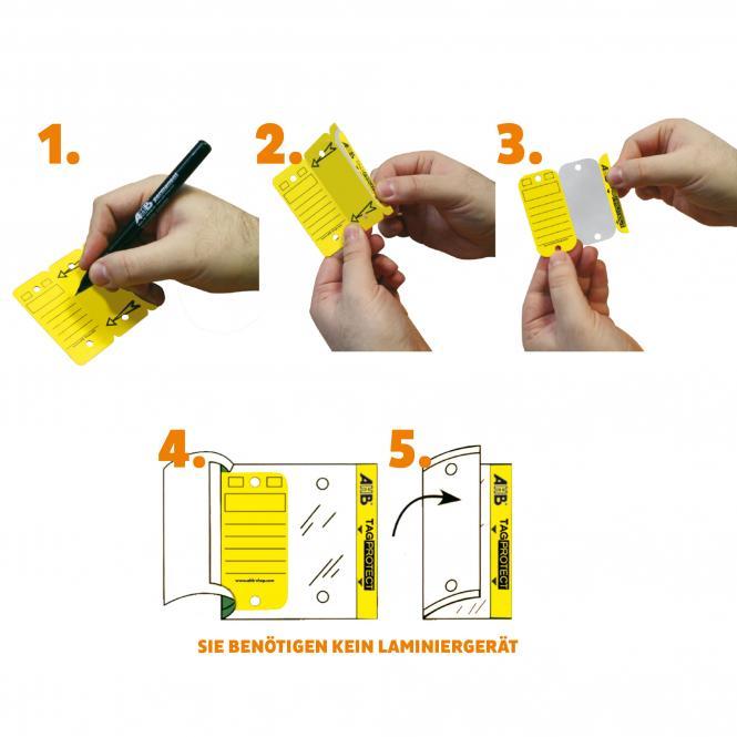 Schlüsselanhänger TAG-PROTECT