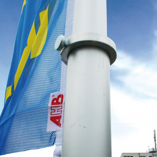 Mobile / Telescopic Flagpole