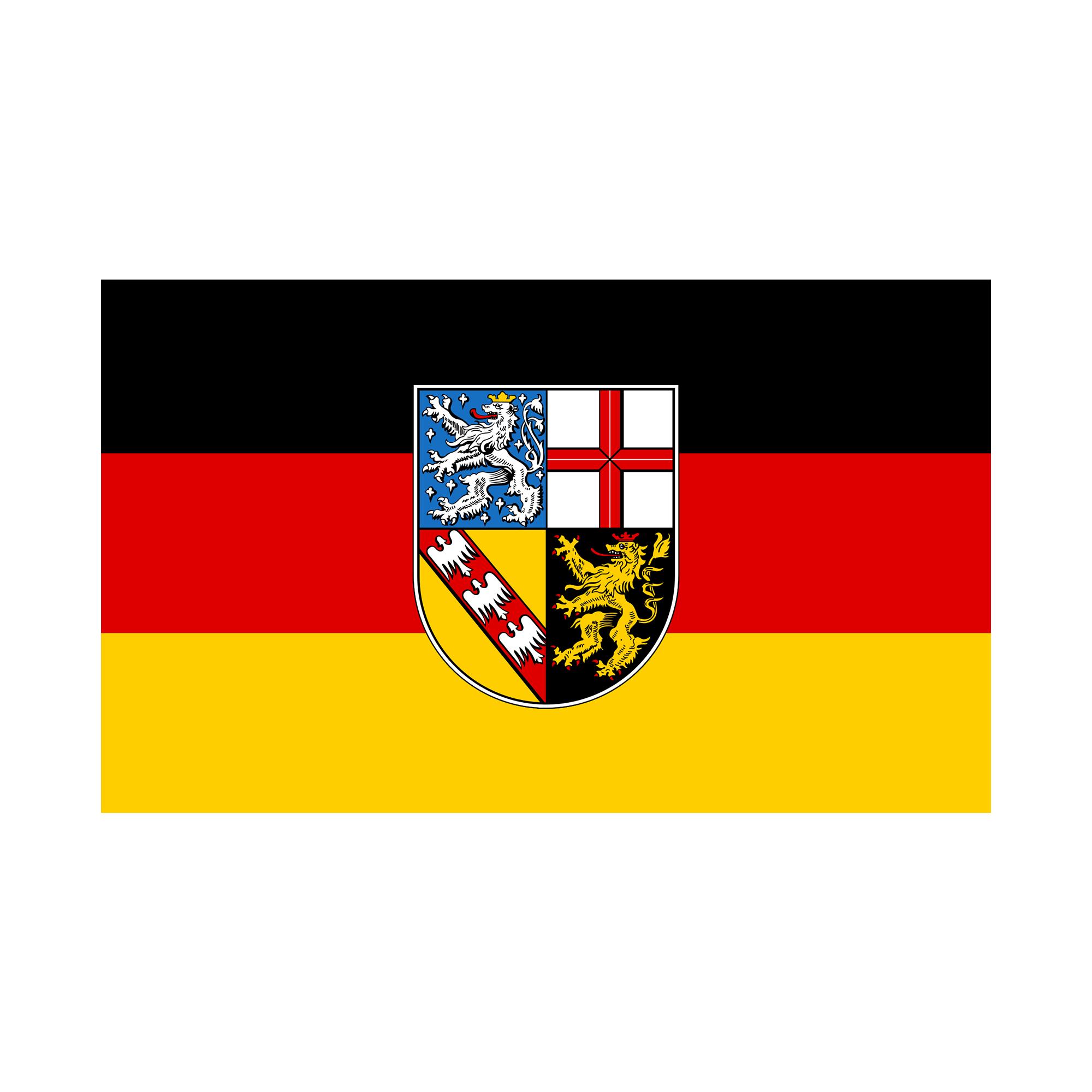 "Nationalfahne ""Saarland"""