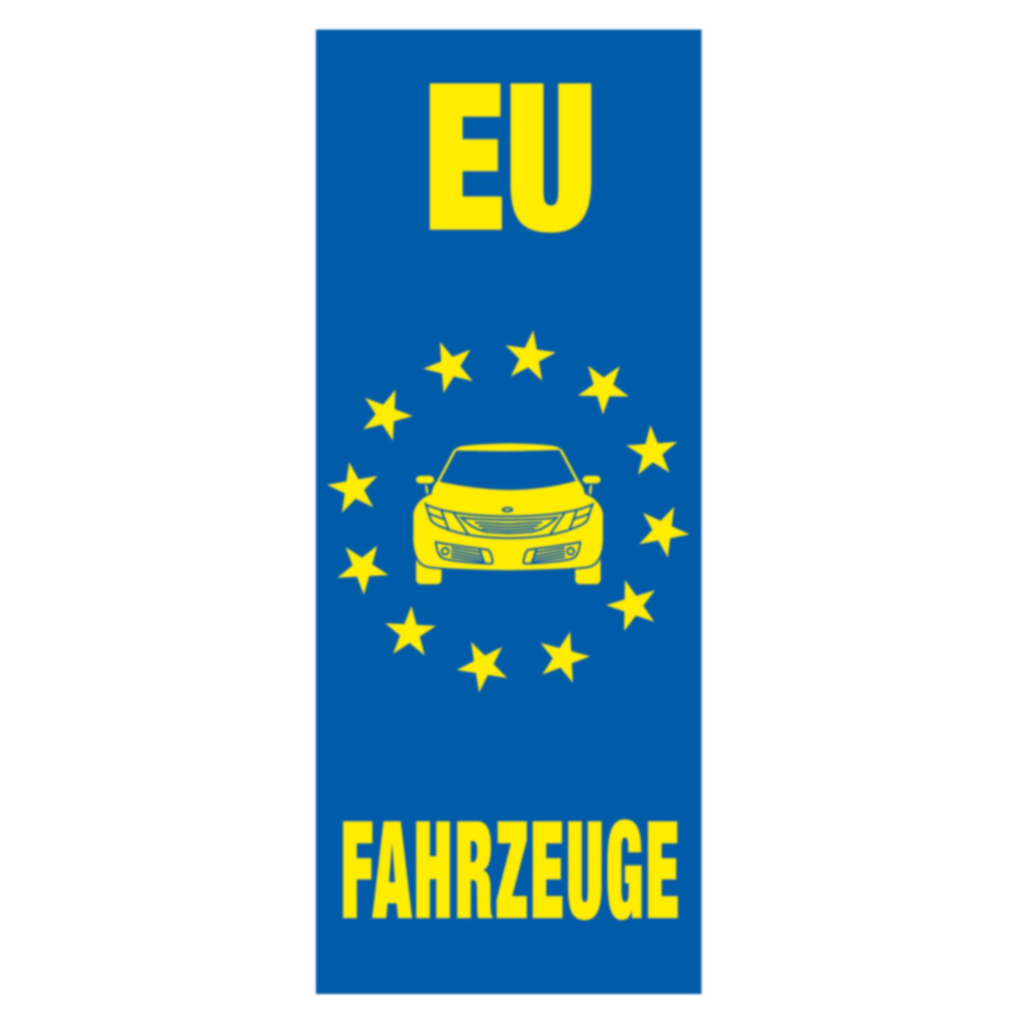Flag EU-Vehicles